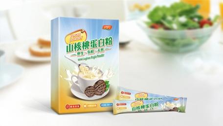 美森蛋白粉(设计印刷)