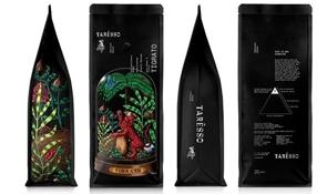 咖啡包装的设计艺术化