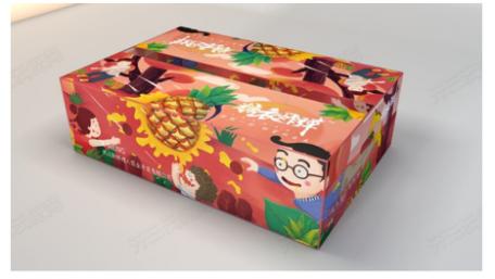 有灵动感的食品包装设计更受欢迎
